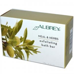 Meal & Herbs Exfoliating Bath Bar